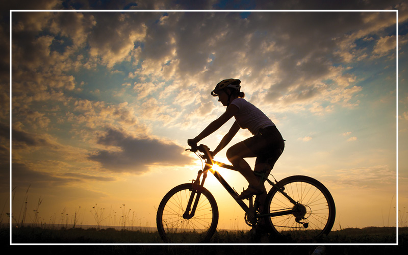 Why Mountain Biking is the Perfect COVID-19 Sport