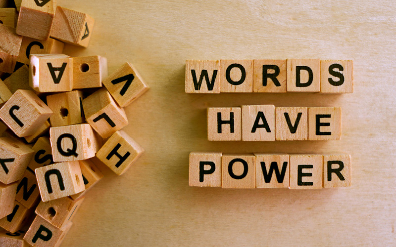 Words Matter: A Side-By-Side Comparison