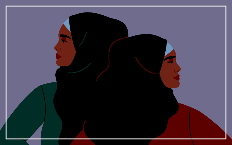 Somali Muslim Black